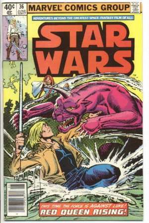 Star Wars # 36 Issues V1 (1977 - 1986)