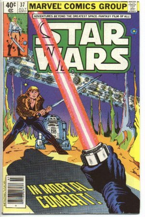 Star Wars # 37 Issues V1 (1977 - 1986)