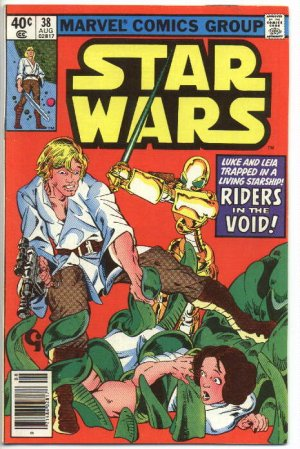Star Wars # 38 Issues V1 (1977 - 1986)
