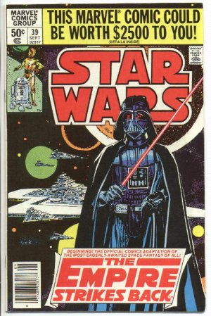 Star Wars # 39 Issues V1 (1977 - 1986)