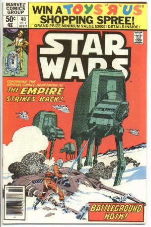 Star Wars # 40 Issues V1 (1977 - 1986)