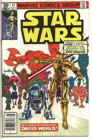 Star Wars # 47 Issues V1 (1977 - 1986)
