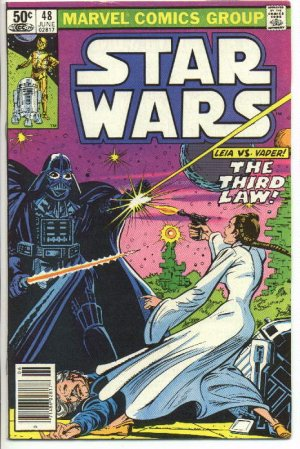 Star Wars # 48 Issues V1 (1977 - 1986)
