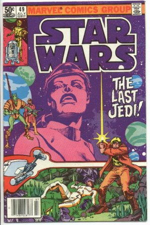 Star Wars # 49 Issues V1 (1977 - 1986)