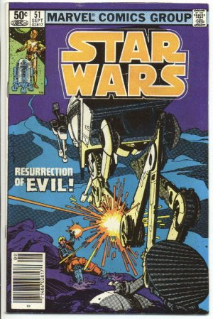 Star Wars # 51 Issues V1 (1977 - 1986)