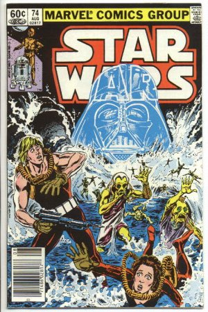 Star Wars # 74 Issues V1 (1977 - 1986)