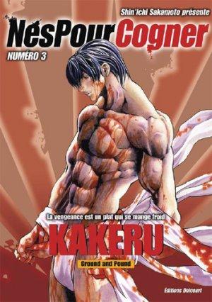 couverture, jaquette Nés Pour Cogner 3  (Delcourt Manga)