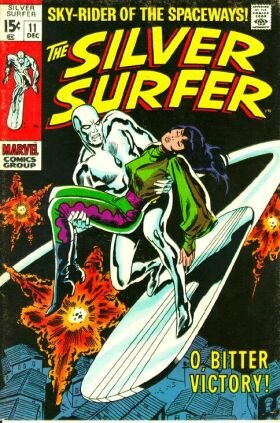 Silver Surfer # 11 Issues V1 (1968 - 1970)