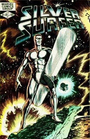 Silver Surfer édition Issues V2 (1982)