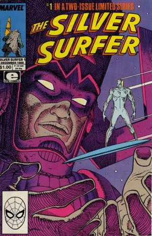 Silver Surfer édition Issues V4 (1988 - 1989)