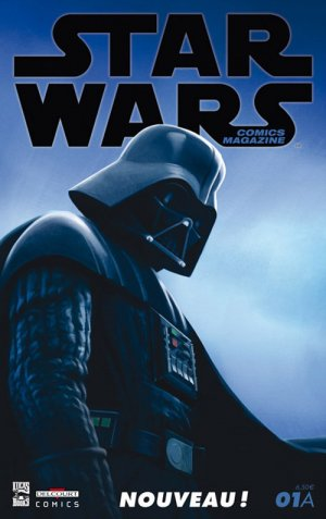 Star Wars comics magazine # 1