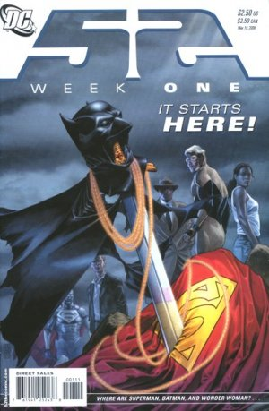 52 # 1 Issues V1 (2006 - 2007)
