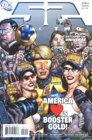 52 # 2 Issues V1 (2006 - 2007)