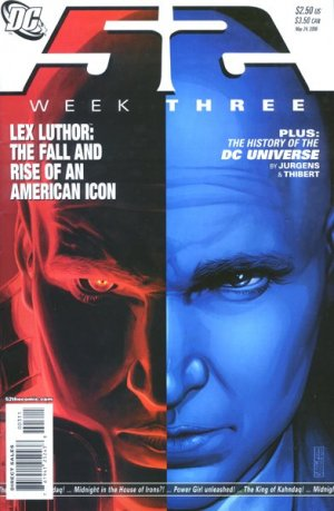 52 # 3 Issues V1 (2006 - 2007)