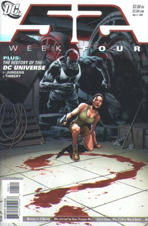52 # 4 Issues V1 (2006 - 2007)