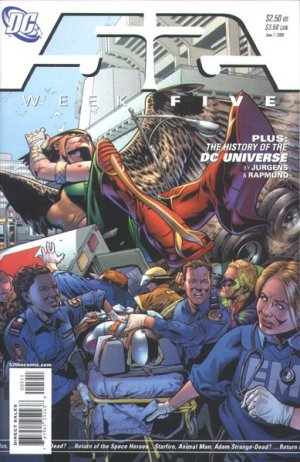 52 # 5 Issues V1 (2006 - 2007)