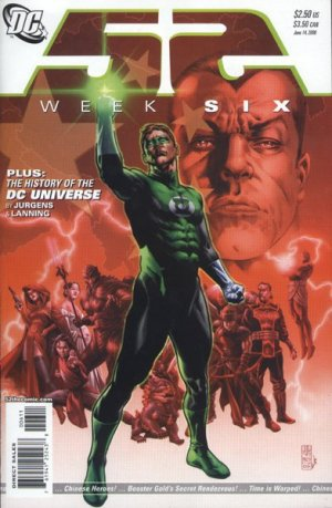 52 # 6 Issues V1 (2006 - 2007)