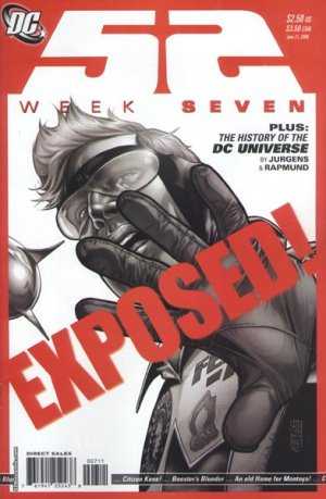 52 # 7 Issues V1 (2006 - 2007)