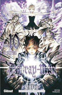 D.Gray-Man  #10