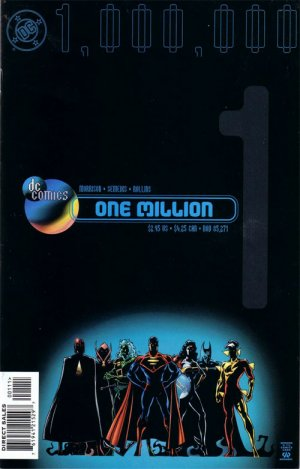 DC One Million édition Issues