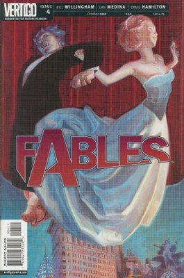 Fables # 4 Issues (2002 - 2015)