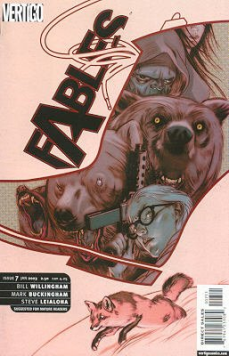 Fables 7 - The Guns of Fabletown