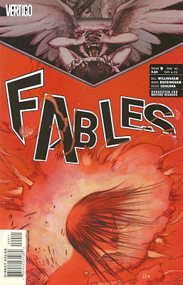 Fables 9 - Warlord of the Flies
