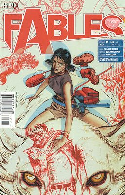 Fables # 15 Issues (2002 - 2015)