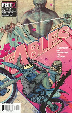 Fables # 16 Issues (2002 - 2015)
