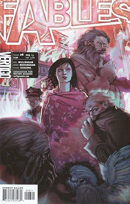 Fables # 26 Issues (2002 - 2015)