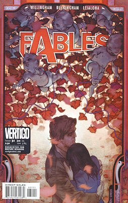 Fables # 31 Issues (2002 - 2015)