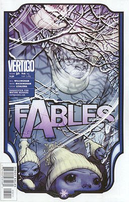 Fables # 32 Issues (2002 - 2015)