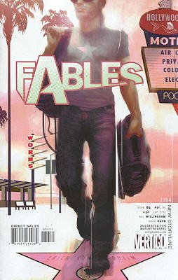 Fables # 34 Issues (2002 - 2015)