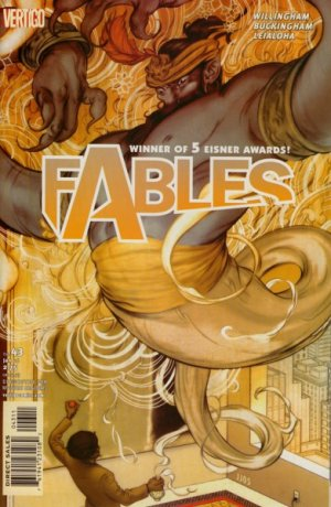 Fables # 43 Issues (2002 - 2015)