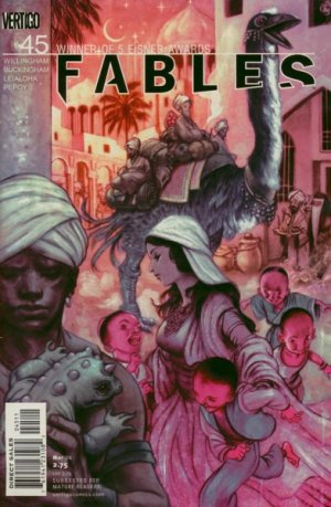 Fables # 45 Issues (2002 - 2015)