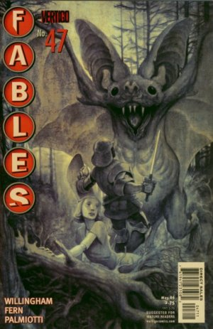 Fables # 47 Issues (2002 - 2015)