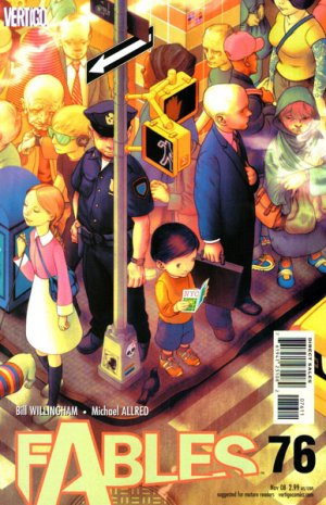 Fables # 76 Issues (2002 - 2015)