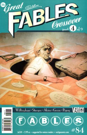 Fables # 84 Issues (2002 - 2015)