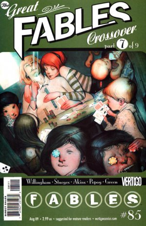 Fables # 85 Issues (2002 - 2015)