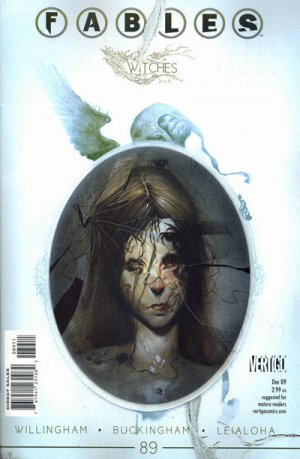 Fables # 89 Issues (2002 - 2015)