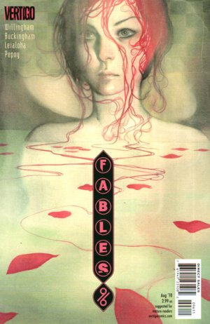 Fables 96 - Snow White and the Seven Dwarfs