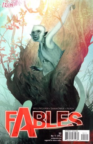 Fables # 101 Issues (2002 - 2015)