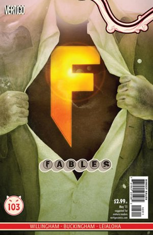 Fables # 103 Issues (2002 - 2015)