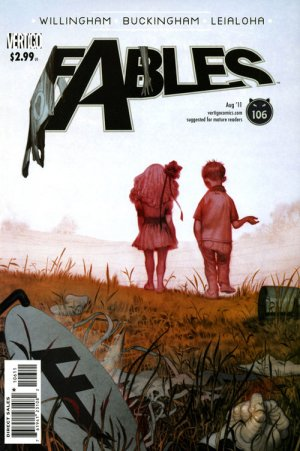 Fables # 106 Issues (2002 - 2015)