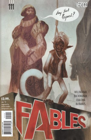 Fables # 111 Issues (2002 - 2015)