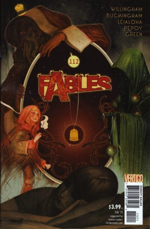 Fables # 112 Issues (2002 - 2015)