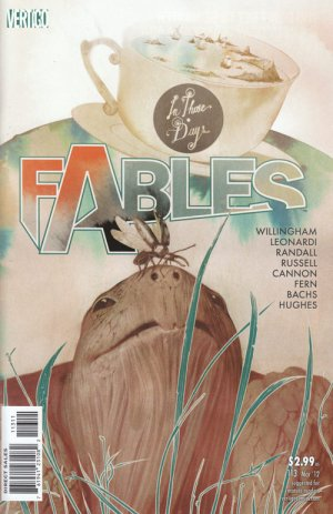 Fables # 113 Issues (2002 - 2015)