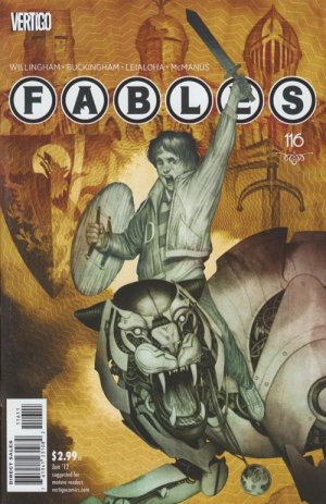 Fables # 116 Issues (2002 - 2015)