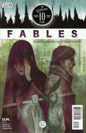 Fables # 117 Issues (2002 - 2015)