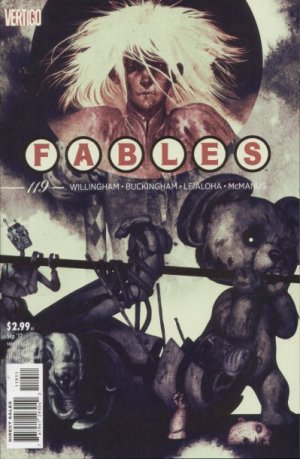Fables # 119 Issues (2002 - 2015)
